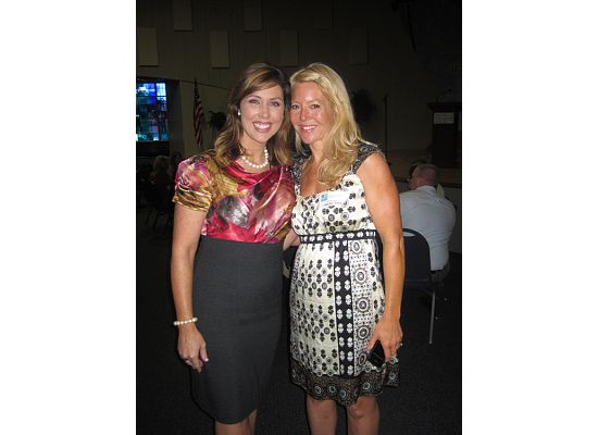 Jennifer and Alicia Smith-Channel 7 News Anchor
